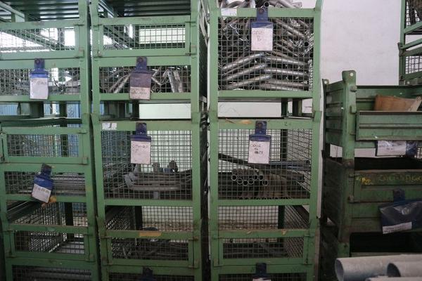 Immagine n. 58 - 1#3793 Trapano radiale HCP e prodotti finiti per pali antenne