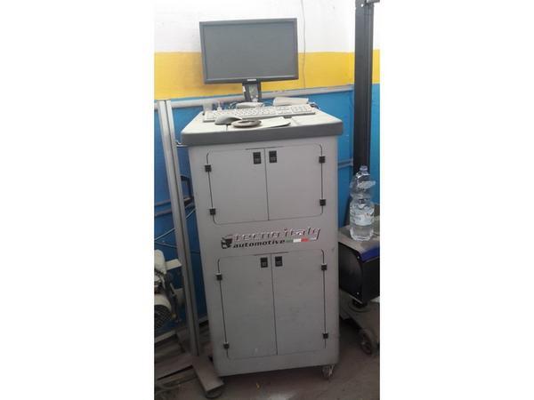 1#3796 Analizzatore gas di scarico e opacimetro Vamag