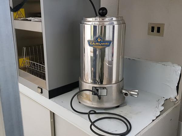 17#3799 Macchina caff蠚anussi e macchina grani Necta