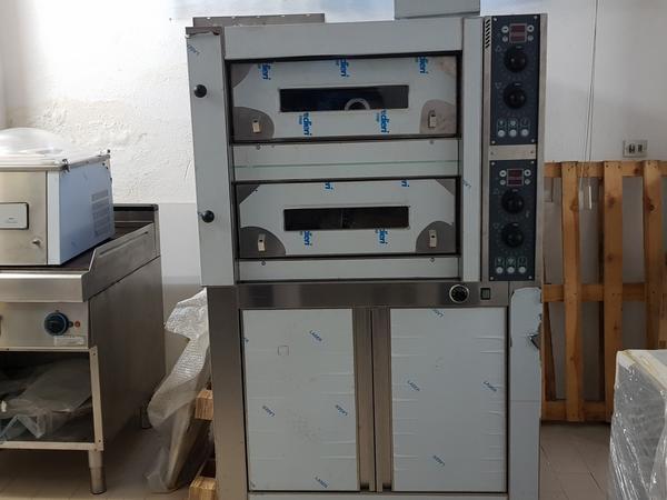 9#3799  Forno elettronico modulare