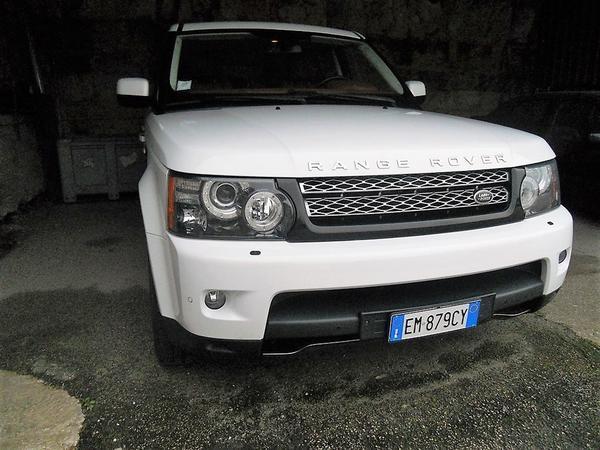 Immagine n. 9 - 1#3800 Autovettura Range Rover Sport 3.0 TDI