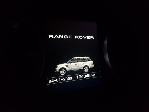 Immagine n. 62 - 1#3800 Autovettura Range Rover Sport 3.0 TDI