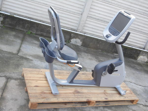 Immagine n. 1 - 2#3807 Cyclette Precor Rbk