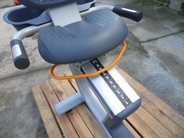 Immagine n. 5 - 2#3807 Cyclette Precor Rbk