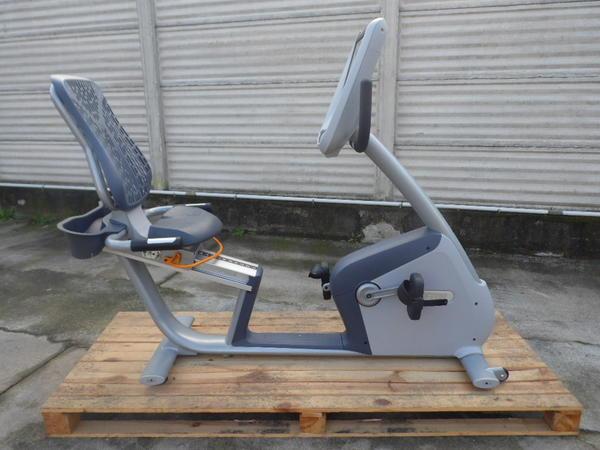 Immagine n. 9 - 2#3807 Cyclette Precor Rbk