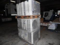 Motocondensanti esterni e condizionatori interni Daikin - Lotto  (Asta 3808)