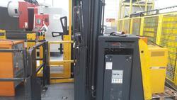 OM XOP forklift - Lote 3 (Subasta 3812)