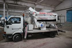 Sequani truck mounted platforms - Lote  (Subasta 3814)