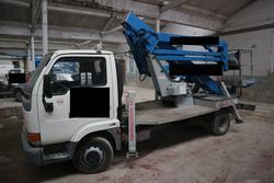 Sequani mod PSF 20 2 Z truck mounted platform - Lot 2 (Auction 3814)