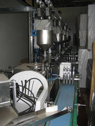 Lasagna filling line 5 vibrating tray vibrating tanks for cheese distribution - Lot 16 (Auction 3818)