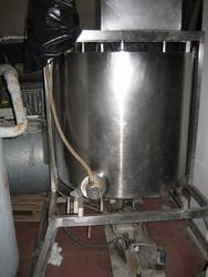 Thermal deposit for lasagna line with feeding pump - Lot 17 (Auction 3818)