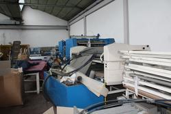 Elettrom Fogli SRL bending machine and Forplast SAS strapping machine - Lot 8 (Auction 3821)
