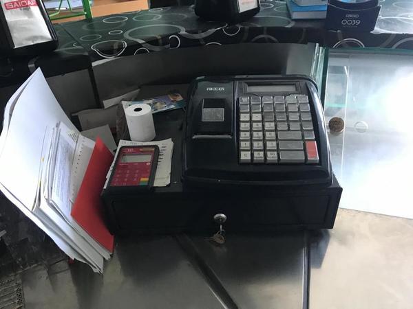 1#3825 Registratore di cassa Custom