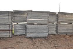 Scaffolding platforms - Lote 14 (Subasta 3834)