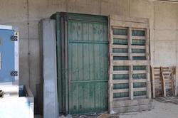 Pivoting doors - Lot 2 (Auction 3834)