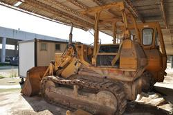 Komatsu crawler loader - Lote 4 (Subasta 3834)