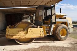 Bomag compactor roller - Lote 5 (Subasta 3834)