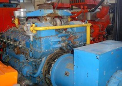 Generating sets with Diesel and Petrol engines - Lot  (Auction 3841)