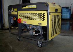 Generator set with Diesel engine and electric starter - Lot 4 (Auction 3841)