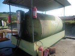 Badiali tank - Lot 227 (Auction 3842)