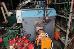 Boiler with burner - Lot 262 (Auction 3842)