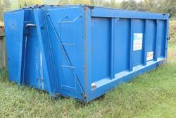 Waste container - Lot 290 (Auction 3842)