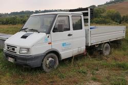 Iveco truck - Lot 317 (Auction 3842)