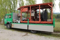 Unic truck - Lot 320 (Auction 3842)