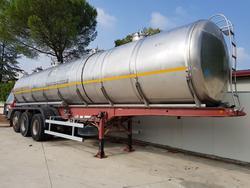 Acerbi semitrailer - Lot 322 (Auction 3842)