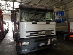 Iveco truck - Lot 326 (Auction 3842)