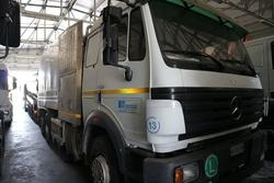 Mercedes Benz truck - Lot 334 (Auction 3842)