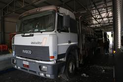 Fiat Iveco truck - Lot 338 (Auction 3842)