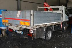 Mitsubishi Motors truck - Lot 339 (Auction 3842)