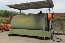 Iveco tanker truck and Emiliana Serbatoi tank - Lot  (Auction 3843)