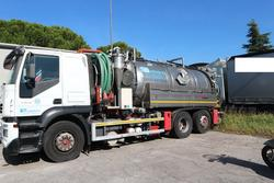 Iveco Magirus Stralis tanker truck - Lot 2 (Auction 3843)