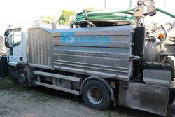 Iveco Eurocargo tanker truck - Lot 3 (Auction 3843)