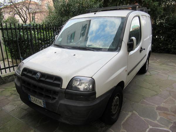 Immagine n. 1 - 1#3845 Autocarro Fiat Dobl