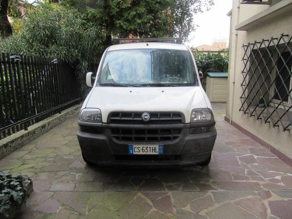 Immagine n. 2 - 1#3845 Autocarro Fiat Dobl