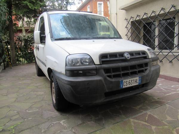 Immagine n. 3 - 1#3845 Autocarro Fiat Dobl