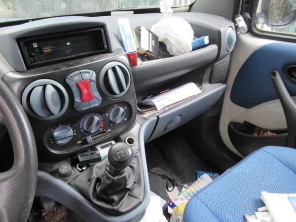Immagine n. 12 - 1#3845 Autocarro Fiat Dobl