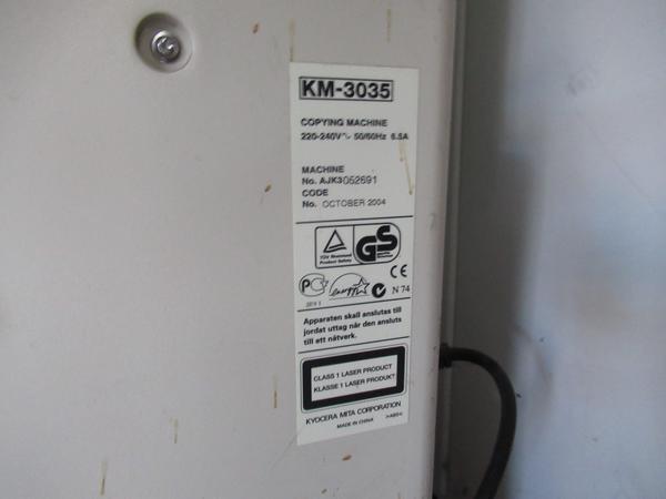 Immagine n. 3 - 2#3845 Arredi e attrezzature elettroniche da ufficio