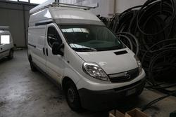 Opel Vivaro truck - Lot 112 (Auction 3847)