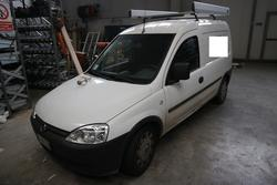 Opel Combo truck - Lot 114 (Auction 3847)