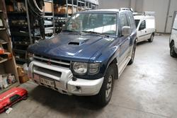 Mitsubishi Pajero truck - Lot 115 (Auction 3847)