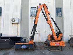 Orsi Leader GP 779T Hedge Mower - Lot 16 (Auction 3850)