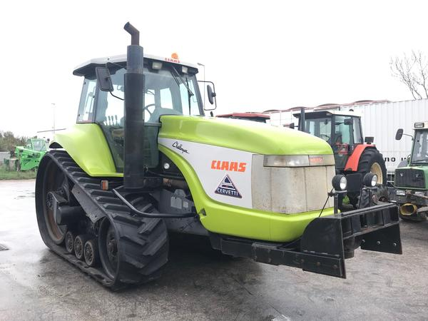 2#3850 Trattore Claas CH55