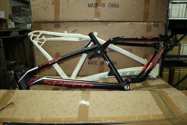 2#3852 Telai e frocelle per biciclette