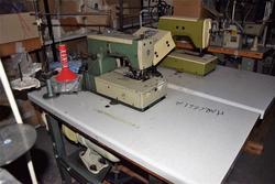 Rimoldi sewing machine - Lot 21 (Auction 3856)