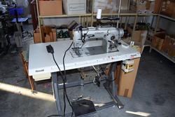 Durkopp sewing machine - Lot 26 (Auction 3856)