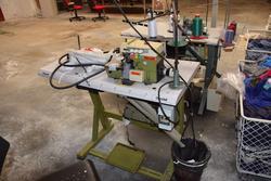Rimoldi sewing machine - Lot 35 (Auction 3856)